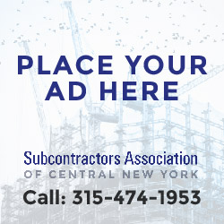 Sacny subcontractors association of central new york for How to find good subcontractors